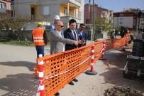 ERTUĞRUL ÇALIŞKAN - Başkan Çalışkan Açıklaması 'Karaman'ın Yüzde 95'İ Doğalgaza Kavuştu'