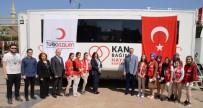 ÖZLEM ÇERÇIOĞLU - Başkan Çerçioğlu'ndan Kan Bağışı Kampanyasına Destek