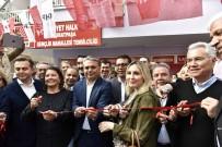 HASAN ŞAHIN - Başkan Uysal, Partisinin Mahalle Temsilciliği Açılışına Katıldı