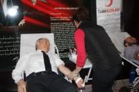 Bilecik İl Emniyet Müdürlüğü Çalışanlarında Kan Bağışı