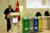 Bitlis'te 'Sıfır Atık' Projesinin Tanıtım Toplantısı Yapıldı