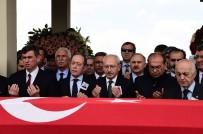 ÖZGÜR ÖZEL - CHP Eski Milletvekili Ali Haydar Öner Son Yolculuğuna Uğurlandı