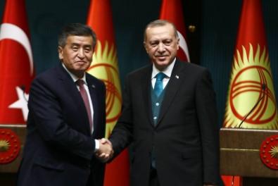 Cumhurbaşkanı Erdoğan'dan Kırgızistan'a FETÖ uyarısı
