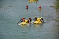 DANILO - Dalaman'da Rafting Heyecanı Sona Erdi