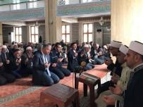 MURAT DURU - Develi İlçe Emniyet Müdürlüğü Şehitler İçin Mevlit Okuttu