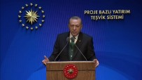 DıŞ TICARET AÇıĞı - Erdoğan'dan 'Faiz' Mesajı