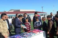 Ergani'de 550 Öğrenciye Spor Malzemesi Dağıtıldı