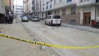 CİNAYET ANI - Esenyurt'ta sokak ortasında dehşet
