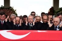 METİN FEYZİOĞLU - Eski CHP Milletvekili Öner Son Yolculuğuna Uğurlandı