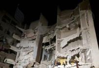 BALİSTİK FÜZE - İdlib'te Patlama Açıklaması 14 Ölü, 100'Den Fazla Yaralı