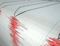 SU KESİNTİSİ - Japonya'da 6,1 büyüklüğünde deprem