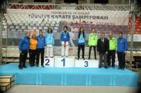 KAĞıTSPOR - Kağıtsporlu Karateciler'den 4 Madalya
