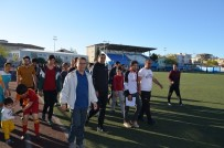 SAĞLIK TARAMASI - Kahta'da 'Koşabiliyorken Koş' Projesi Başladı