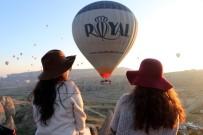 Kapadokya'da Yarın Balon Turları İptal Edildi
