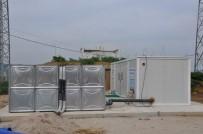 KARABIGA - Karabiga'da Yeni Şebeke Suyu Paket Arıtma Sistemi Faaliyete Geçti