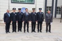 AHMET KARAKAYA - Kozlu'da Türk Polis Teşkilatı'nın 173. Yıldönümü Kutlandı