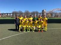 GÜLLÜCE - Malatyaspor USA Sahasında 3-0 Galip Geldi