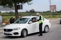 IŞIK İHLALİ - Manavgat'ta Seçici Göz Uygulamaları