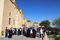Mardin'de Turist Yoğunluğu