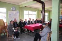 KıRELI - Milletvekili Babaoğlu Ve Başkan Özaltun'dan Mahalle Ziyaretleri