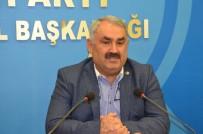 HALIL ETYEMEZ - Milletvekili Halil Etyemez, Gündemi Değerlendirdi