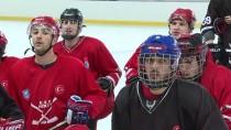 ÜNİVERSİTE SINAVLARI - Milli Buz Hokeycilerde Hedef Şampiyonluk