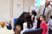 MEHMET KARATAŞ - Miniklere Kulak Burun Ve Boğaz Sağlığı Taraması Yapıldı