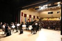 İZMIR DEVLET SENFONI ORKESTRASı - Müzik Festivalinin Açılış Konseri Gerçekleştirildi