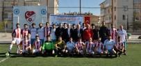 HAKEM KURULU - NEÜ'de 6. Geleneksel Spor Şenlikleri Başladı