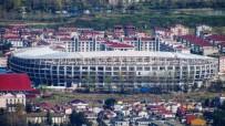 Ordu Stadı'nın Yüzde 70'İ Tamamlandı