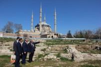 SELIMIYE CAMII - Prof. Dr. Can Binan Açıklaması 'Selimiye'nin Silüetini Kaybetmememiz Gerekiyor'