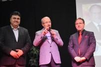 Prof. Dr. Mustafa Karataş, Havranlılarla Buluştu