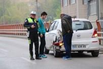 ZİNCİRLEME KAZA - Samsun'da Zincirleme Kaza Açıklaması 4 Yaralı