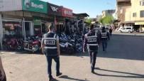 OTO HIRSIZLIK - Şanlıurfa'da Çalıntı Ve Hacizli Araç Operasyonu Açıklaması 83 Gözaltı