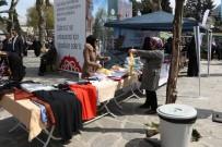 YERYÜZÜ DOKTORLARI - Simurg Öğrencilerinden 'İyiliğe Göz Açın' Kermesi