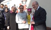 DOWN SENDROMU - SP Hastası 5 Yaşındaki Salih Aldığı Eğitimle Yaşıtları Gibi Konuşup Hareket Edebiliyor