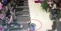 YOGA - Spor Salonunda Görünmez Kaza