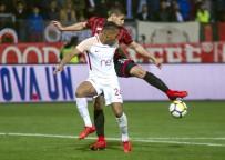 AHMET ÇALıK - Spor Toto Süper Lig Açıklaması Gençlerbirliği Açıklaması 1 - Galatasaray Açıklaması 0 (Maç Sonucu)