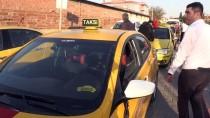 Taksici Ve Dolmuşçulardan Terör Saldırısına Tepki