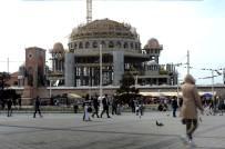 KUBBE - Taksim Camii'nde Sona Yaklaşılıyor