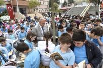EVLİYA ÇELEBİ - Tekkeköy'de 5555 Kişi Meydanda Kitap Okuyacak