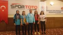 SEDAT BÜYÜK - Türkiye Dart Şampiyonasında Üçüncü Oldu