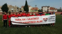 CAN AKSOY - Umurbeyspor Farklı Kazandı