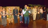 ŞEHİR TİYATROSU - Uşak Belediyesi 2. Uluslararası Tiyatro Festivali Sona Erdi