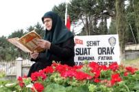 Yalova'da Şehitler Mezarları Başında Anıldı