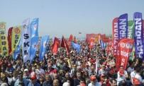 MİTİNG ALANI - 1 Mayıs Emek Ve Dayanışma Günü Maltepe'de Kutlandı
