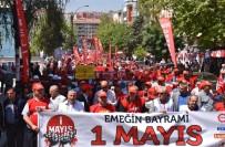 KADİR ALBAYRAK - 1 Mayıs Tekirdağ'da Kutlandı
