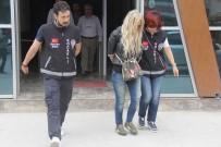 İMİTASYON - 10 kişilik gasp çetesinin lideri kadın çıktı