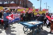 KAMU ÇALIŞANLARI - Ağrı'da 1 Mayıs İşçi Bayramı Kutlandı
