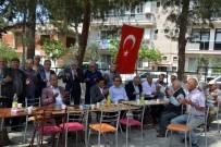 BAYRAM YıLMAZ - Aliağa Yeşiltepe Cami'nde Temel Atma Töreni